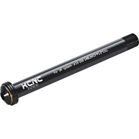 KCNC KQR08-SH Steckachse 15x100mm Shimano E-Thru/Fox black